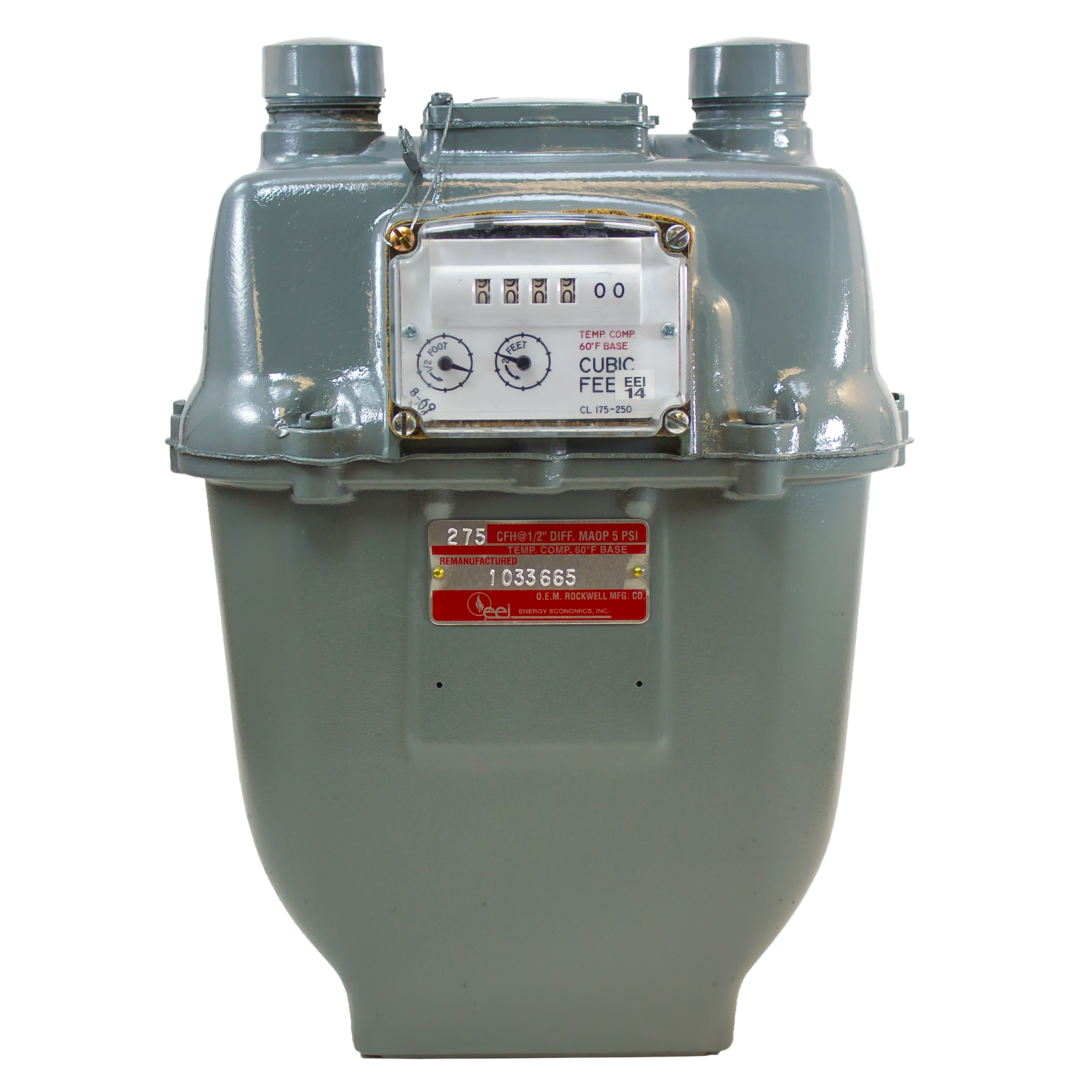 Natural Gas Flow Meter Ebay