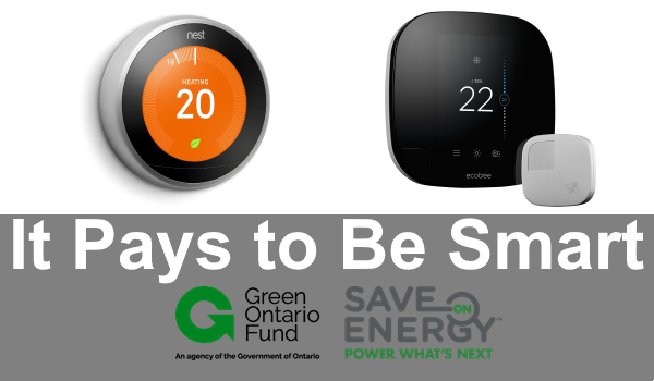 Ecobee3 Nest $100 Enbridge Rebate