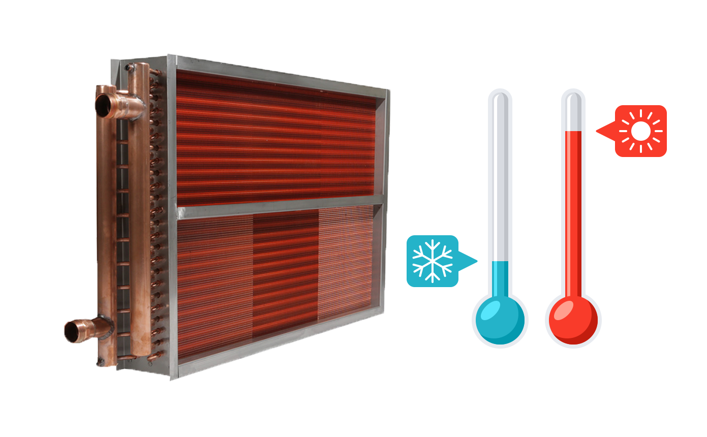 The Effects Of Coil Selection With Outside Air Loads Blog